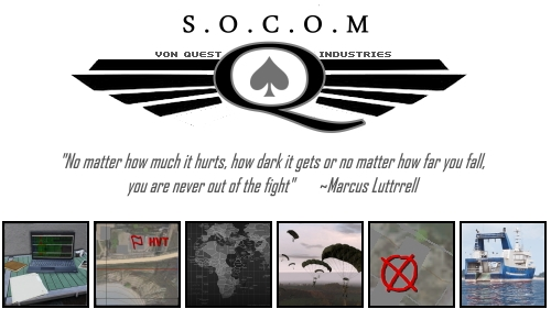 S.O.C.O.M - SIGINT, Operations, Covert Objectives & Missions