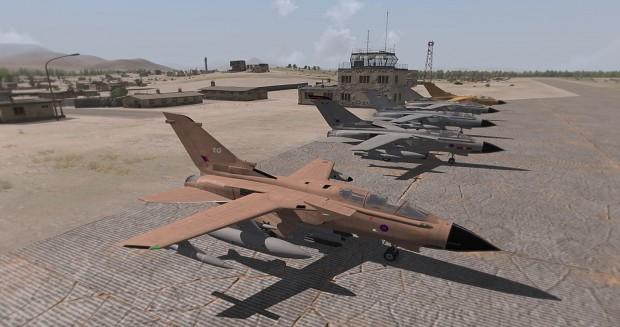 Panavia Tornado AWS
