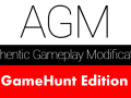 Authentic Gameplay Modification: GameHunt Community Edition.