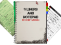 9Liners and Notepad