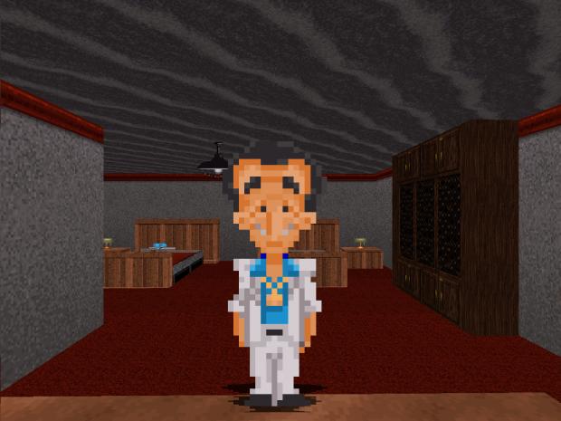 Leisure Suit Larry Mod for DUKE NUKEM 3D