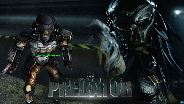 Fugitive Predator - THE PREDATOR [2018] SKIN