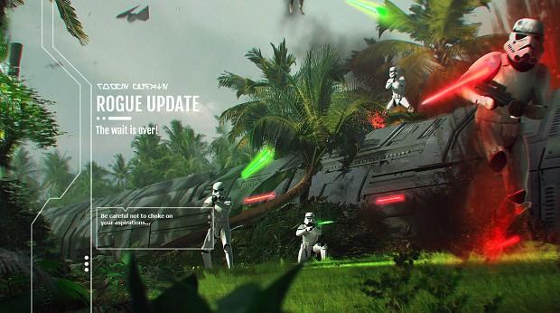 UGC CE - Rogue Update