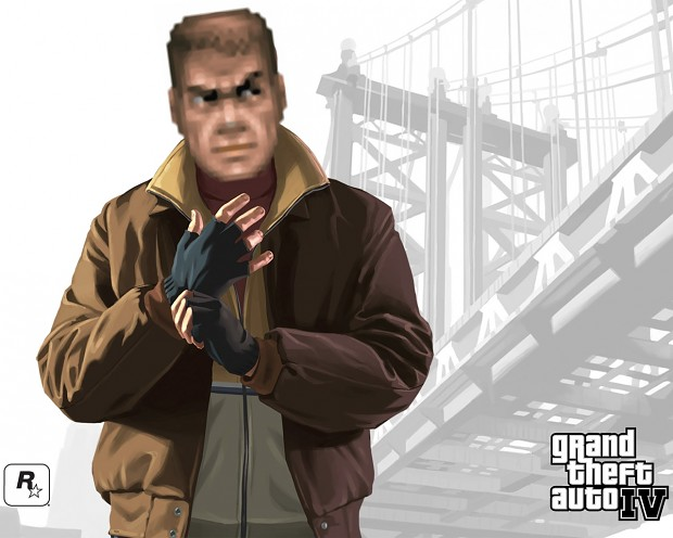 GTA IV BETTER FIRST PERSON CONFIG