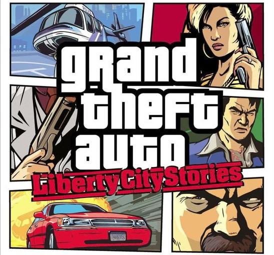 GTA Liberty City Stories PC 5.1 Classic