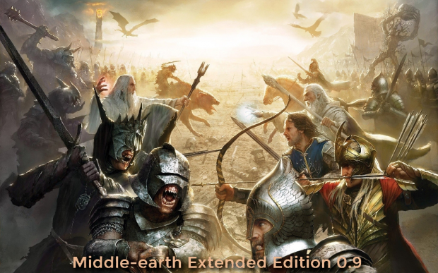 Middle-earth Extended Edition 0.9
