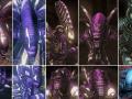 [ALIENS] Purple Xenomorphs + Blue Praetorian