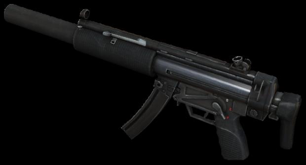 CS:GO MP5SD