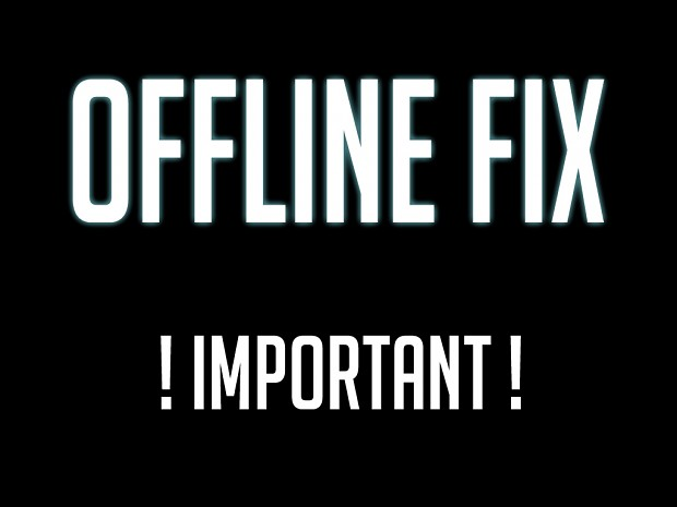 Project Remaster Offline Fix