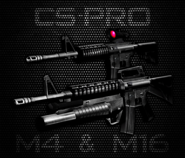 CS 1.6 M4/M16 pack for Sven Co-op