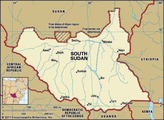 Millennium Dawn South Sudan Fix
