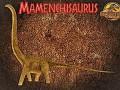 TLW Mamenchisaurus