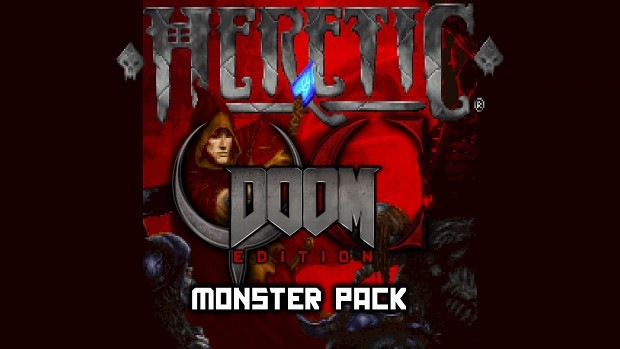QCDE Heretic Monster Pack / Theme