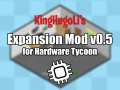 KingHugoLi's Expansion Mod v0.5