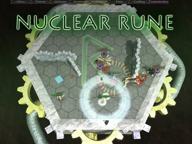Nuclear Rune - closed encounters demo - 02.09.2018
