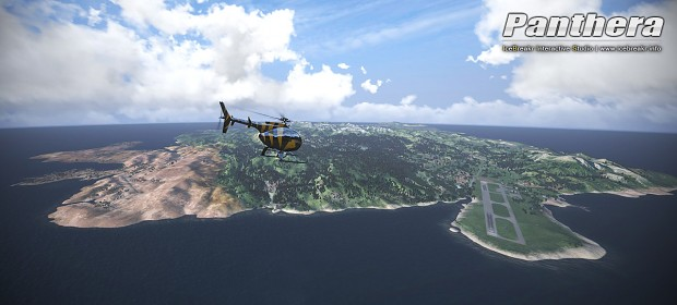 Island Panthera for Arma 3