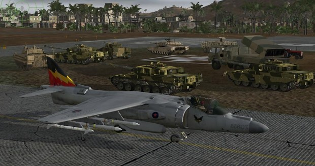 BAFX - British Armed Forces Expanded mod