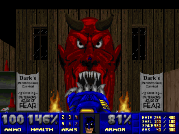 Batman Doom fixed for Crispy Doom sourceport