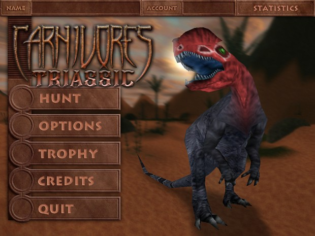 Carnivores Triassic V1.99