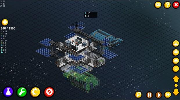 Meeple Station Linux Demo