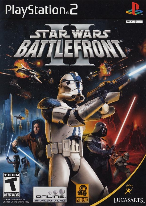 SWBF2 PS2 balance mod for PC