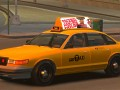 NYC style Taxi Textures