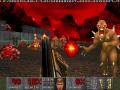 Super Shotgun in The Ultimate Doom