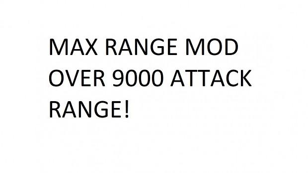 Extreemely Long Range Mod