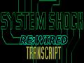 ReWired Transcript