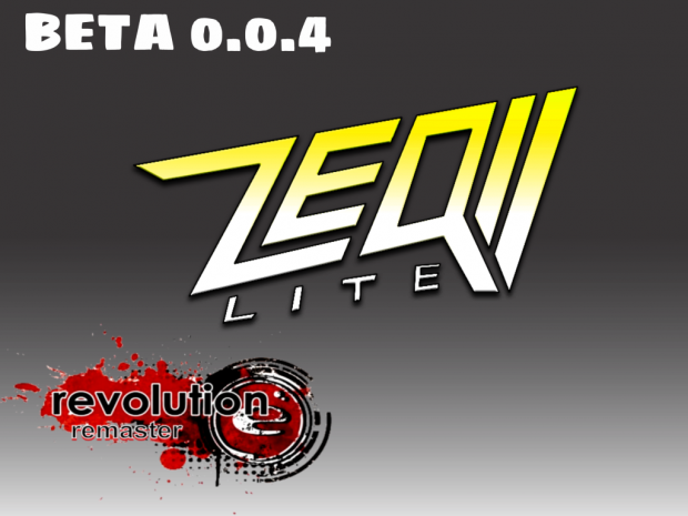 ZEQ2 Revolution Remastered BETA (Old)