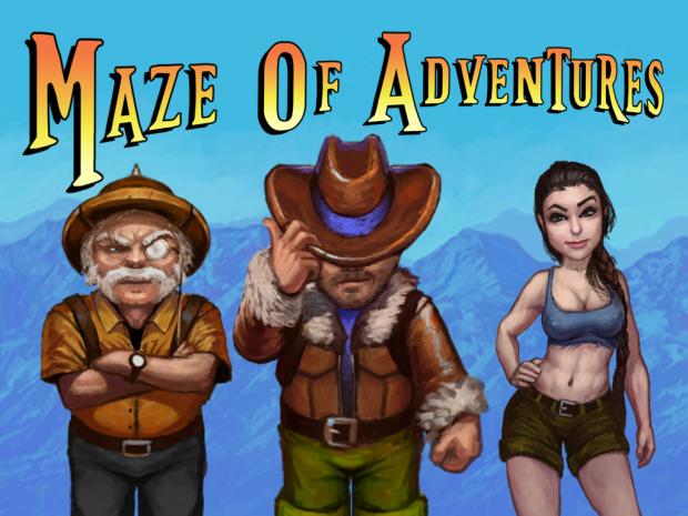 Maze Of Adventures PC Demo