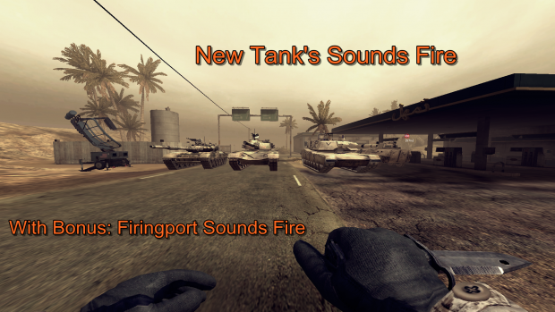 Tanks Sounds Fire