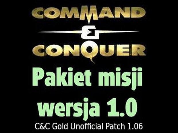 C&C Tiberian Dawn - new missions