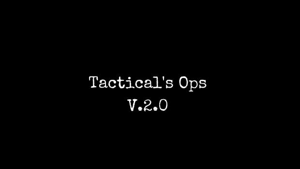 Download Tactical's ops v.2.0 part 2