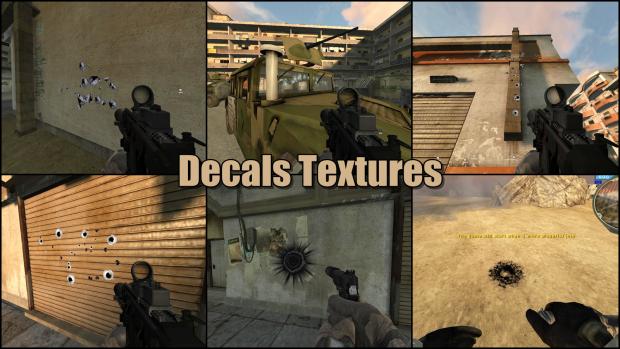 Decals Textures