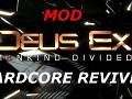 Mod Hardcore Revival for Deus Ex Mankind Divided