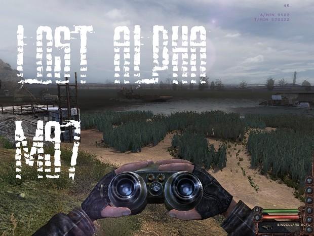 Lost Alpha M97 Addon