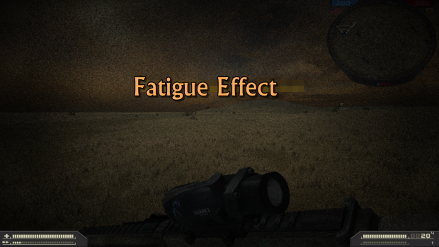 Fatigue Effect