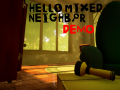 Hello Mixed Neighbor Demo