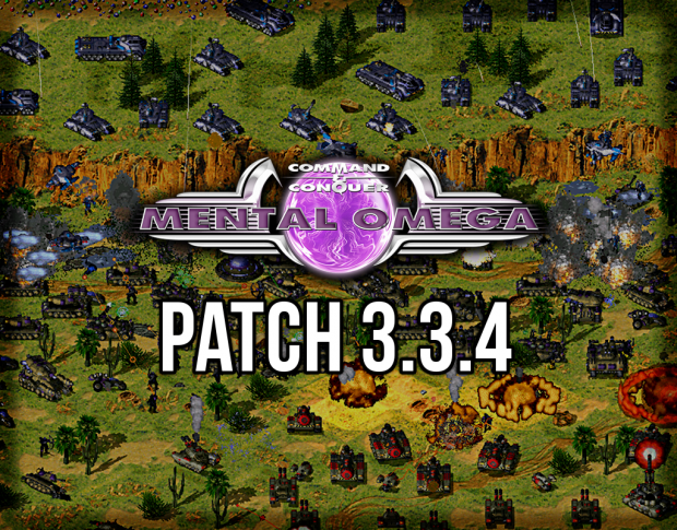 Mental Omega 3.3.4 Patch (Manual Update)