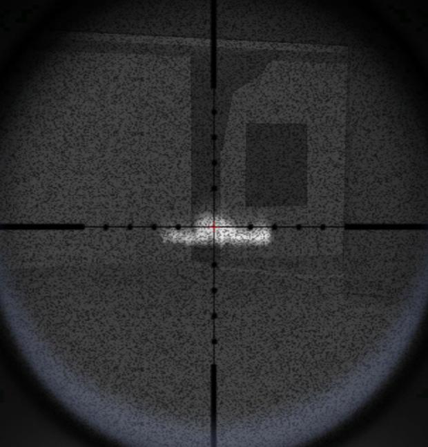 Bullets Through Walls mod