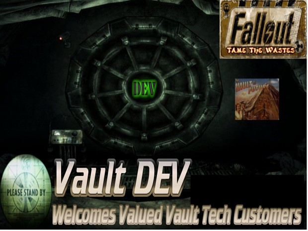 Fallout: Tame The Waste (Alpha4)