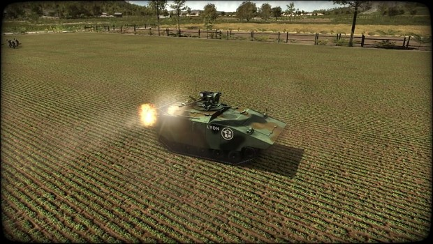 Darkmil's AMX-10P