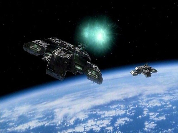 Stargate Invasion Sub Mod 0.02