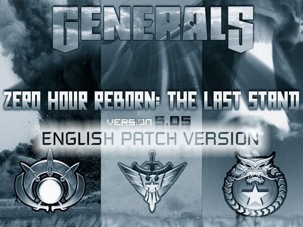 download generals zero hour reborn v7