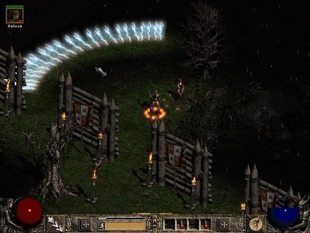 Diablo II Trance Mod MPQ