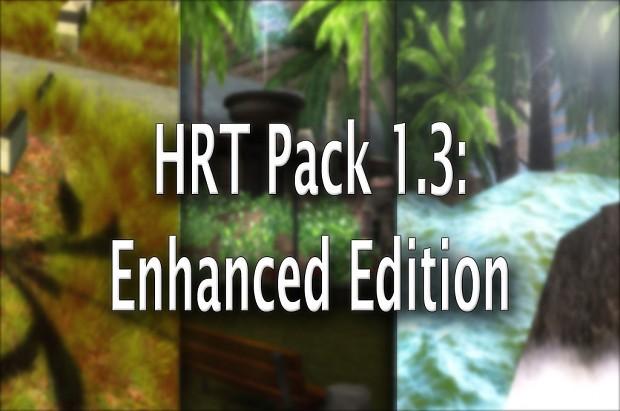 HRT Pack 1.3: Enhanced Edition (Archive Version)