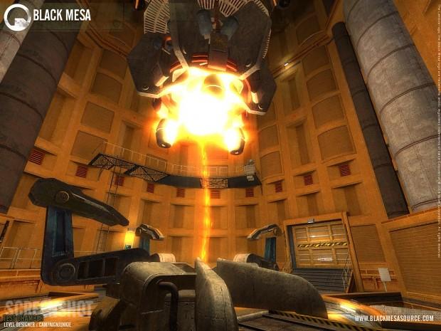 """Black Mesa: """"We've Got Hostiles!"""" - Vent Mod (Final)"""