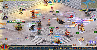 Conquer Online for Mac v1232