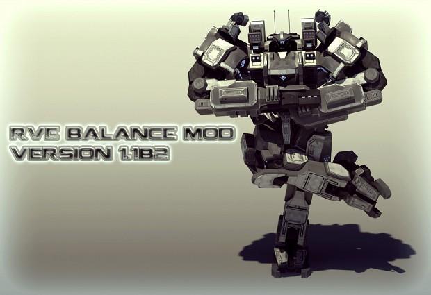Revamp Balance Mod 1.1b2 (DLC ONLY)